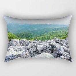 Rock & Rolling Hills Rectangular Pillow