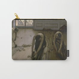 Gustave Caillebotte - The Floor Planers Carry-All Pouch