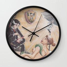 Hamatusa High Scool Wall Clock
