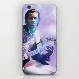 Father of Rock and Roll iPhone Skin