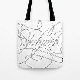 Yahweh Tote Bag