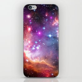 Angelic Galaxy iPhone Skin