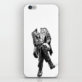 Madman with a Box iPhone Skin