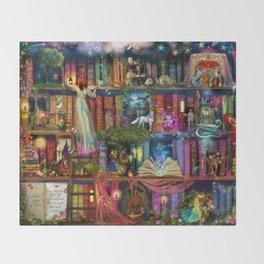 Whimsy Trove - Treasure Hunt Throw Blanket