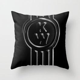 Kenworth 1 Throw Pillow