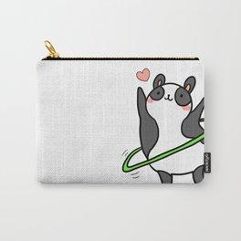 Hula Panda Carry-All Pouch