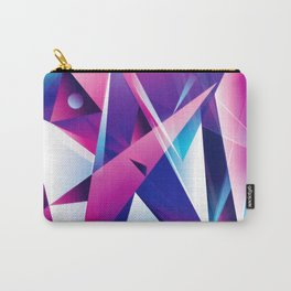 Geometric I Carry-All Pouch