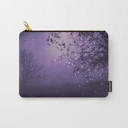SONG OF THE NIGHTBIRD - LAVENDER Carry-All Pouch