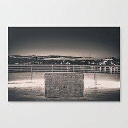 Landscape Otranto Skyline view - Italy Photography Canvas Print