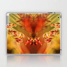 TANGERINE SPANGLES no1 Laptop & iPad Skin