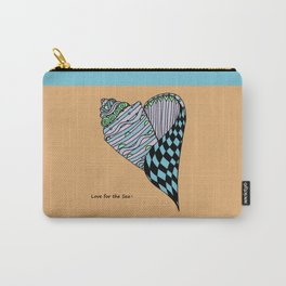 Love for the Sea Carry-All Pouch