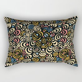 Wanderings Rectangular Pillow