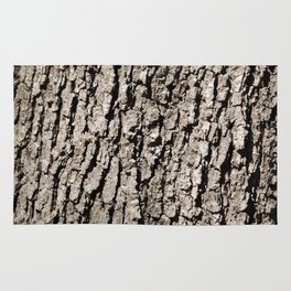 TEXTURES - Valley Oak Tree Bark Rug