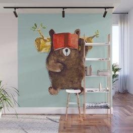 No Care Bear - My Sleepy Pet Wall Mural