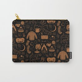 Autumn Nights: Halloween Carry-All Pouch