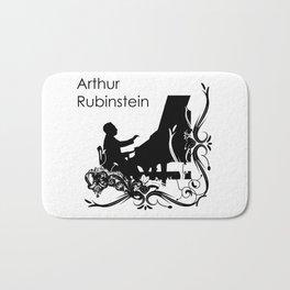 Arthur Rubinstein Bath Mat