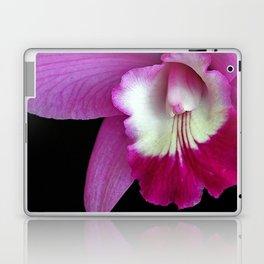 Laeliocattleya Orchid Laptop & iPad Skin