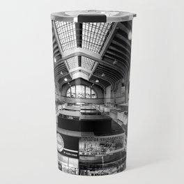 Municipal Market of Sao Paulo Travel Mug