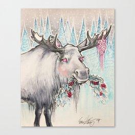christmas cards canvas prints society6