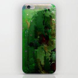 glitch cloud 2. iPhone Skin
