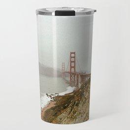 Golden Gate Bridge / San Francisco, California Travel Mug