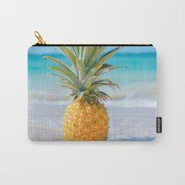 Aloha Pineapple Beach Kanahā Maui Hawaii Carry-All Pouch