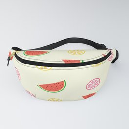 Lemons and watermelons Fanny Pack