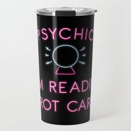 Psychic Readings Travel Mug