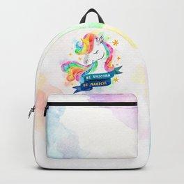 Be Unicorn Backpack