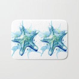 Starfish Waters II Bath Mat