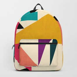 """Triangled 09. """"Texture"""" Backpack"""