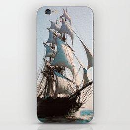 Black Sails iPhone Skin