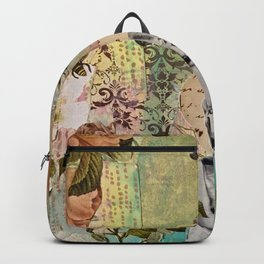 Waiting For Her Moment Backpack