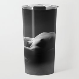 Nude Woman Travel Mug