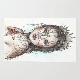 Lost Mermaid Rug