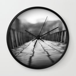 Take my heart and go away... Wall Clock