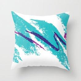 Solo Jazz Throw Pillow