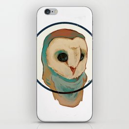 All Seeing Owl iPhone Skin