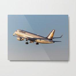 D-AIZR - Lufthansa A-320WL departing Berlin Tegel (TXL) Metal Print