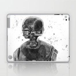 Silly Droid Laptop & iPad Skin