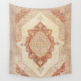 Haji Jalili Tabriz Persian Rug Print Wall Tapestry