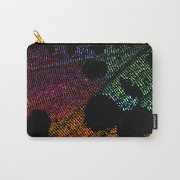 Madagascan Sunset Moth Beauty Carry-All Pouch