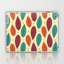 When the leaves come falling down Laptop & iPad Skin