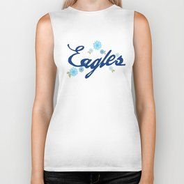 Eagle Girls  Biker Tank
