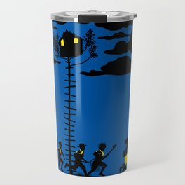 Moonrise Kingdom Travel Mug