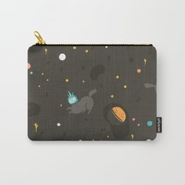 Space unicorn pattern Carry-All Pouch