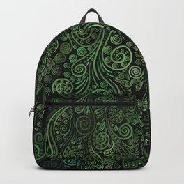 Fantasy Tree Greenery Backpack