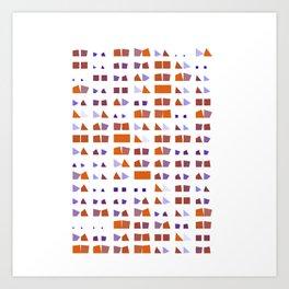 "Math Art Digital Print - ""baccaRat"" Art Print"
