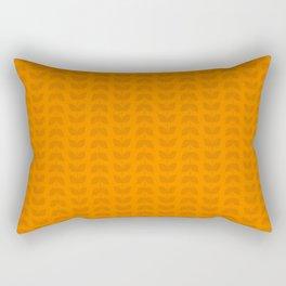 Autumn Glory Leaves Rectangular Pillow