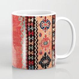 Sivas  Antique Cappadocian Turkish Niche Kilim Print Coffee Mug